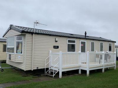 3 Bed Caravan to rent Berwick Holiday Park N East England