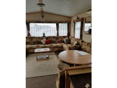 3 Bedroom caravan to rent Pendine Sands Parkdean