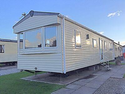 8 berth caravan to rent Cala Gran holiday Park Fleetwood