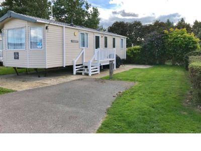 3 Bedroom caravan to rent Hopton Holiday Village Haven