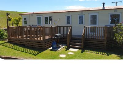 3 Bedroom Caravan for rent Rhosgoch Anglesey North Wales