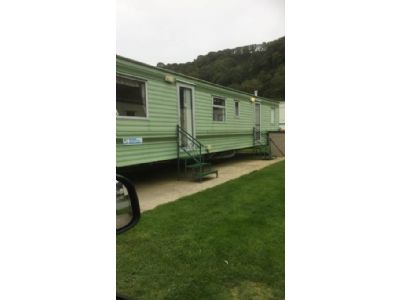 6 Berth Caravan to rent Clarach Bay Holiday Village Wales