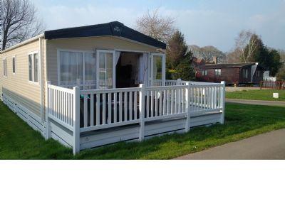 2 Bedroom Caravan Park to rent Wilksworth Caravan Park