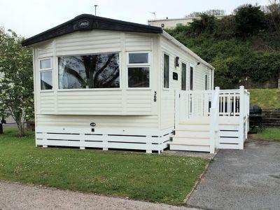 2 Bedroom Caravan to rent Beverley Bay Paignton Devon
