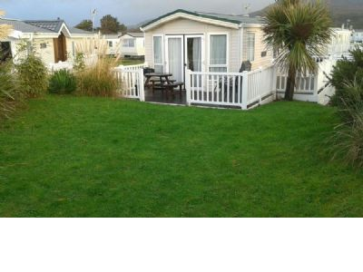2 Bed Caravan to rent Greenacres Caravan Park North Wales