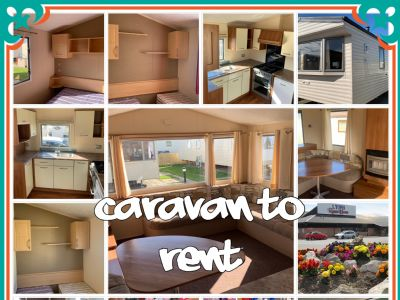 Rent Our Caravan At Lyons Robin Hood, North Wales