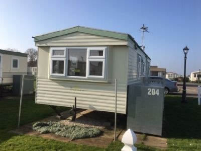 Hire Our Caravan At Walsh's Of Skegness, Sleeps Up To 5