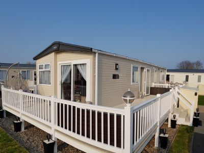 4 Berth Caravan at Haven Seashore Holiday Park