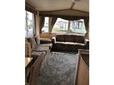 Hire Our 7 Berth Caravan at Regent Park, Lancashire