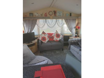 3 Bedroom Caravan to rent Happydays Site Towyn, Llandudno