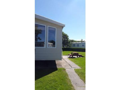 8 Berth Caravan to rent at Craig Tara Scotland