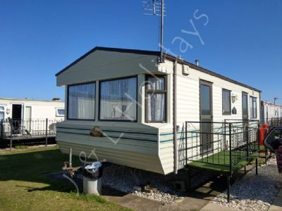 6 Berth Caravan at Coral Beach Leisure, East England