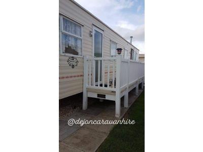 6 Berth Caravan at Coastfields Holiday Village Ingoldmells