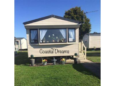 Caravan at Coastfields Holiday Village Ingoldmells