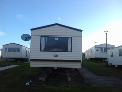 8 Berth Caravan at Reighton Sands, Yorkshire