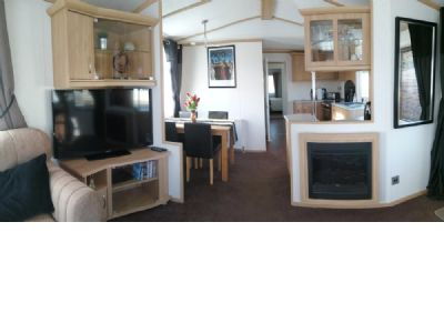 6 Berth Caravan at Hoburne Bashley, New Forest, Southern