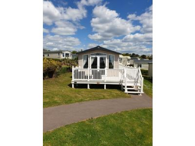 Rent Our 8 Berth Caravan at Sandy Bay, Devon Cliffs, Devon