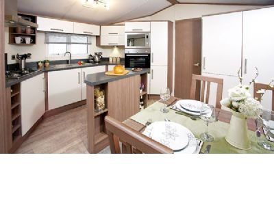 6 Berth Caravan at Haven Church Farm, East England