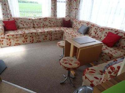 8 Berth Caravan at Millfields Caravan Park, East England