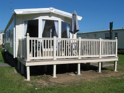 8 Berth Caravan at Park Dean Holiday Resort Scarborough