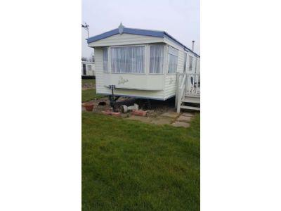 8 Berth Caravan at Happy Days North, East England
