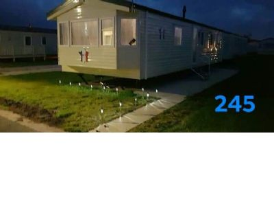 Hire A 8 Berth Caravan at Marine Holiday Park, North Wales