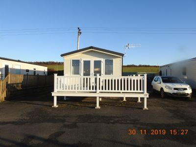 View this caravan at Turnberry Caravan Park