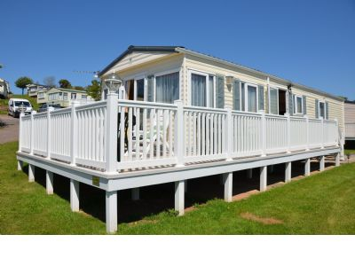 Hire A 4 Berth Caravan at Devon Cliffs, Devon