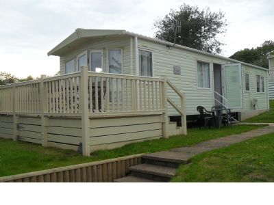 5 Berth Caravan at Ladram Bay Holiday Park, Devon
