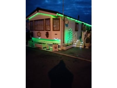 8 Berth Caravan at Golden Gate, North Wales