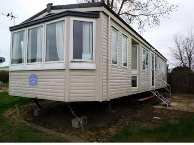 6 Berth Caravan at New Beach Holiday Park, South East Englan