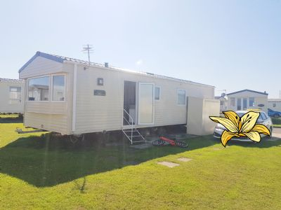 View this caravan at Sandy Bay Caravan Park