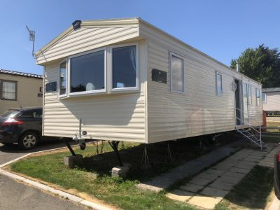 8 Berth Caravan at Weymouth Bay, West Country