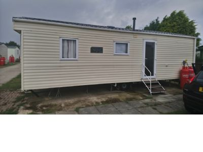 6 Berth Caravan at Hayling Island Holiday Park, Southern