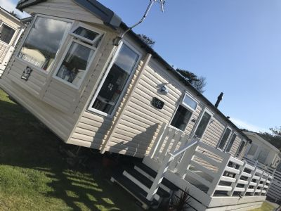 8 Berth Caravan at Barmouth Bay Holiday Park, North Wales