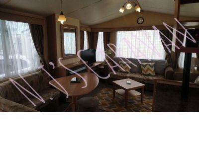Private Hire: Caravan at Lyons Robin Hood, North Wales