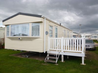 3 Berth Caravan at West Bay, Bridport, Dorset, West Country
