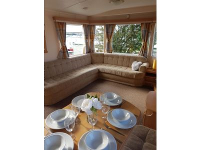Hire Our Caravan at Brynowen Holiday Park, Mid Wales