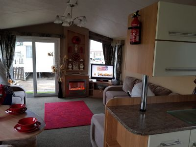 Rent Our 8 Berth Caravan at Golden Gate, North Wales