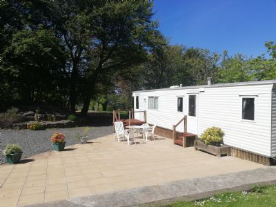 4 Berth Caravan at Tawny Hollow, Penrhiw Pistyll Cottages, M