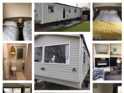 8 Berth Caravan at John Fowler Sandy Glade, West Country