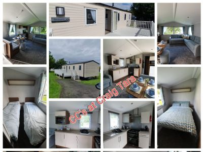 8 Berth Caravan at Craig Tara, Scotland