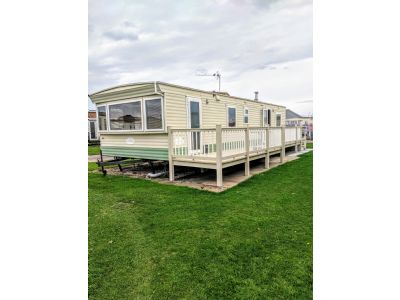 8 Berth Caravan at Coastfields Holiday Village For Rent