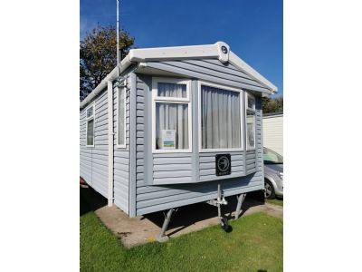 8 Berth Caravan at Lyons Winkups, North Wales