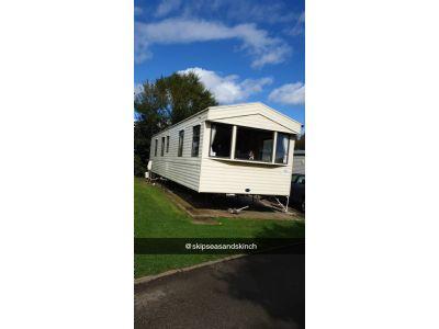 3 Berth Caravan at Skipsea Sands, Yorkshire