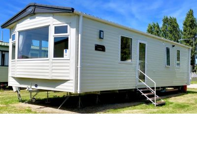 8 Berth Caravan at Golden Gate Caravan Park, North Wales