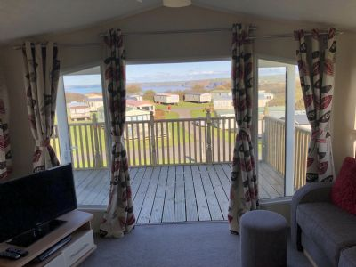 6 Berth Caravan at Howelston, South and West Wales