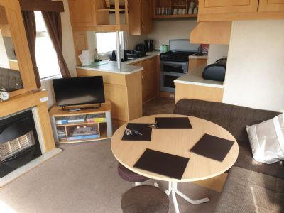8 Berth Caravan at Ty Mawr Holiday Park, North Wales