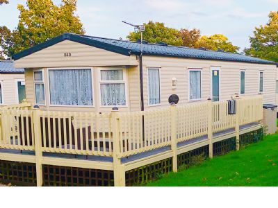 Hire Our 6 Berth Caravan at Hoburne Devon Bay, Devon