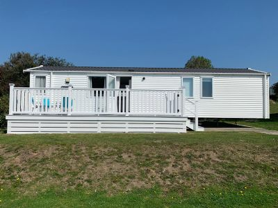 8 Berth Caravan at Combe Haven, South East England